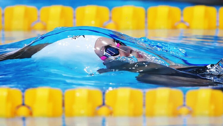 Zwemmen in USA