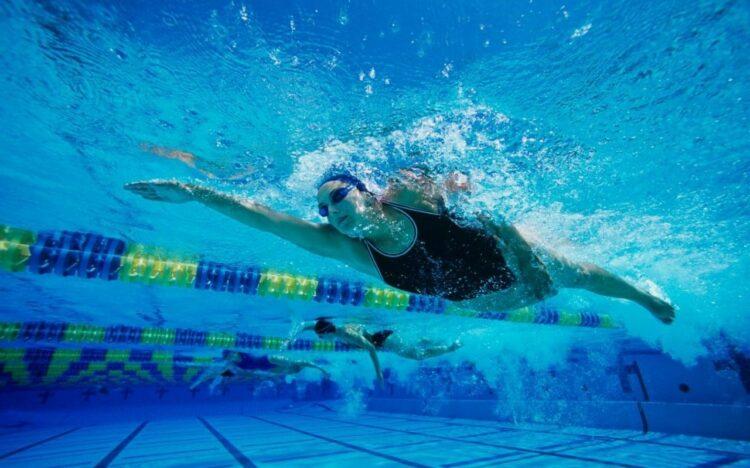 College Zwemmen in Amerika