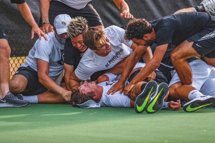 College Tennis in Amerika