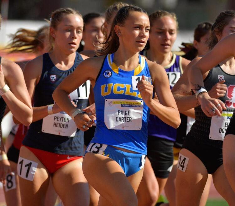 College atletiek kampioenschappen