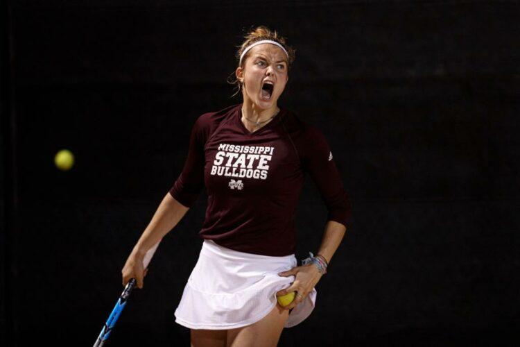College Tennis in Amerika fanatiek