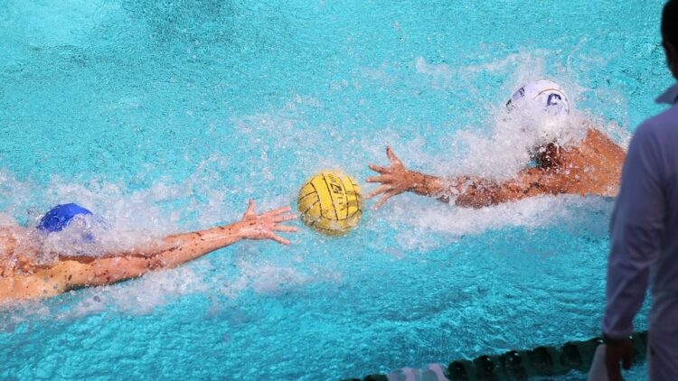 Waterpolo duel