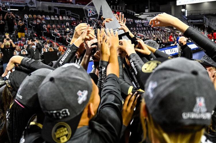 prijzen winnen met vollebal in Amerika